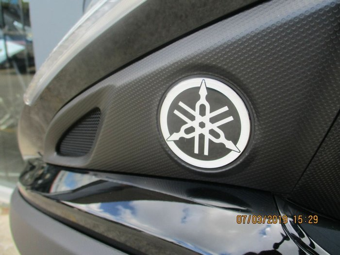 2015 Yamaha TRICITY (MW125) (ABS) Black