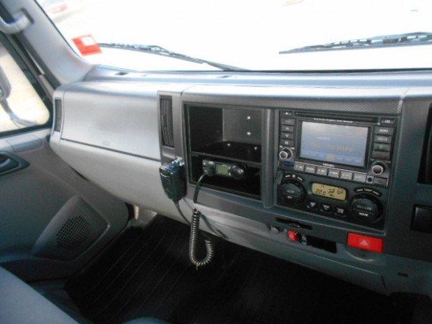 2012 Isuzu NPR400 NPR400 CRANE TRUCK