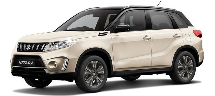 2018 Suzuki Vitara Turbo LY Series II White