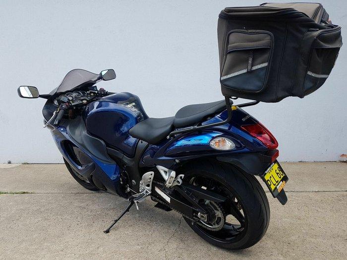 2011 Suzuki GSX1300RZ (HAYABUSA) Blue