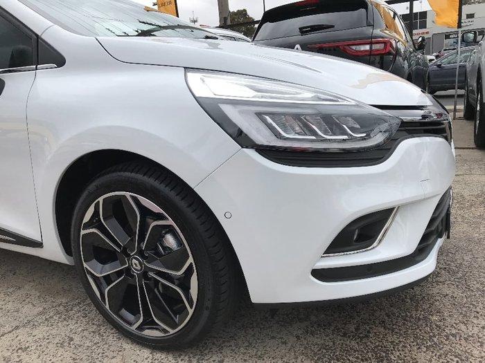 2018 Renault Clio Intens IV B98 Phase 2 White