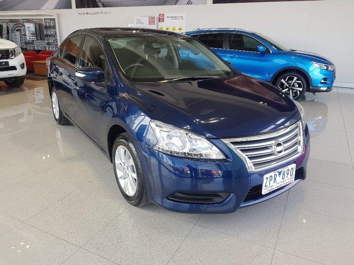 2012 Nissan Pulsar ST B17 Blue