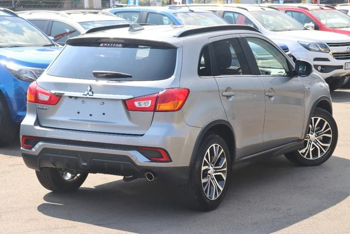 2018 Mitsubishi ASX LS XC MY18 4X4 Constant Grey