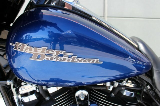 2017 Harley-davidson FLHX STREET GLIDE Blue