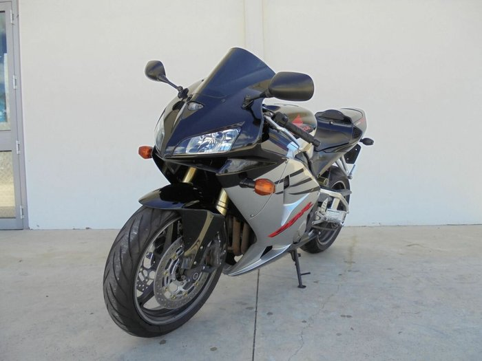 2005 Honda CBR600RR Black