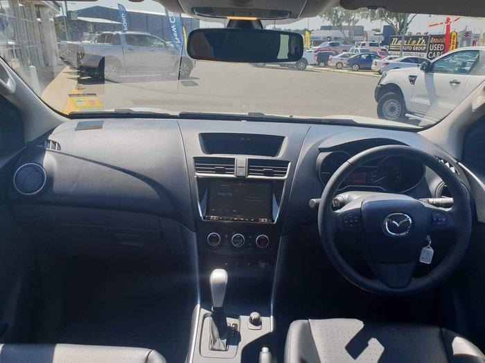 2018 Mazda BT-50 GT UR 4X4 Dual Range White