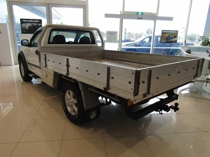 2003 Holden Rodeo LX RA White