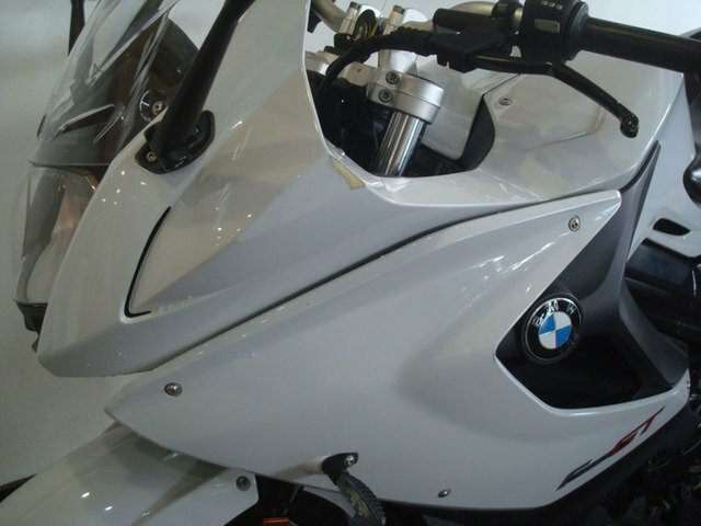 2013 Bmw F 800 GT LIGHT WHIT