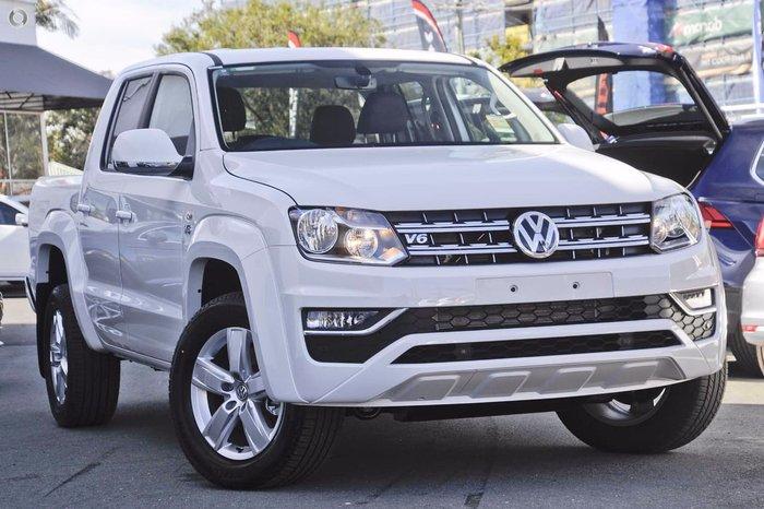 2018 Volkswagen Amarok TDI550 Sportline