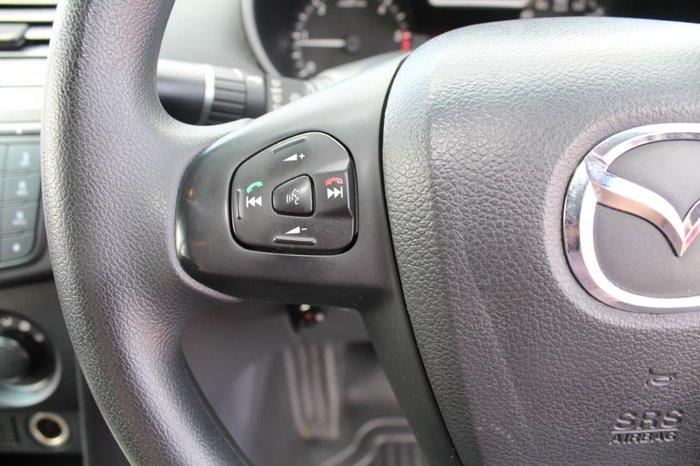 2014 Mazda BT-50 XT Hi-Rider UP Silver