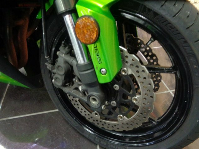 2012 Kawasaki NINJA 1000 Green
