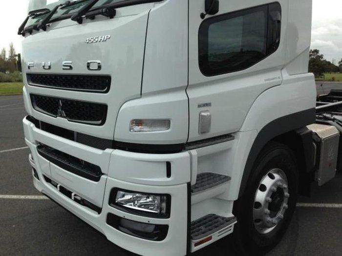 2021 FUSO FV54 White