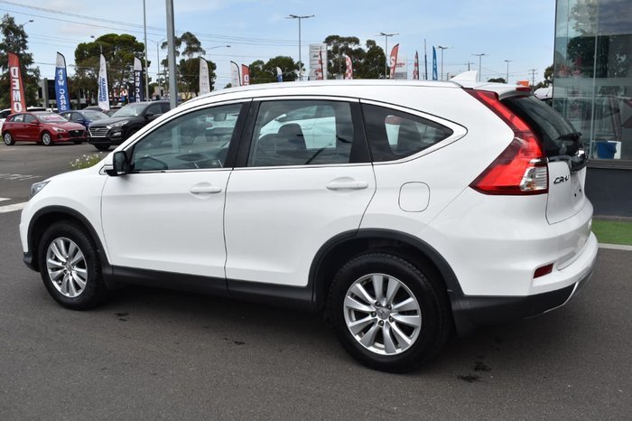 2016 Honda CR-V VTi RM Series II MY17 White