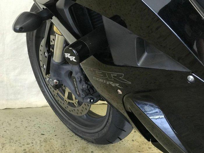 2012 Honda CBR600RR Black