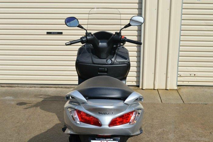 2015 Suzuki BURGMAN 200 SILVER