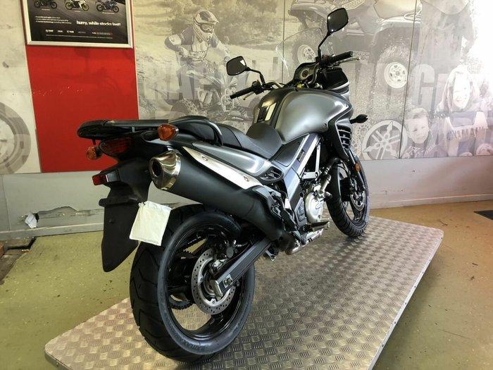 2014 Suzuki DL650 V-STROM GREY