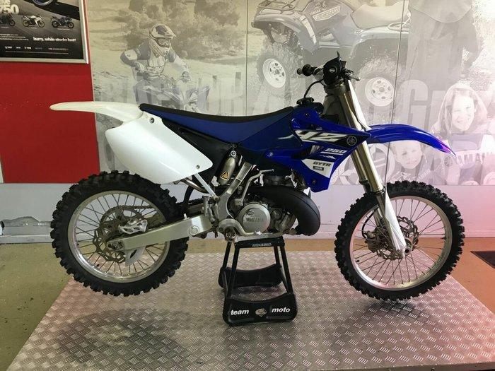 2014 Yamaha YZ250 Blue