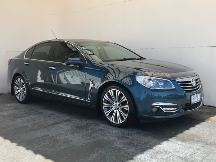 2014 Holden Calais V VF MY14 Blue