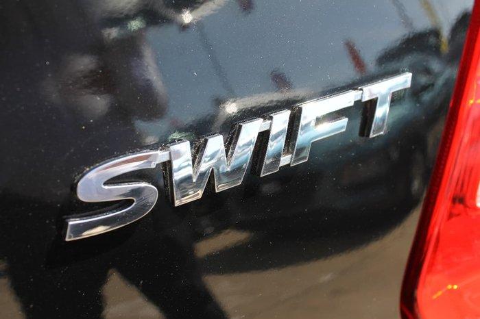 2017 Suzuki Swift GL Navigator FZ MY15 Black