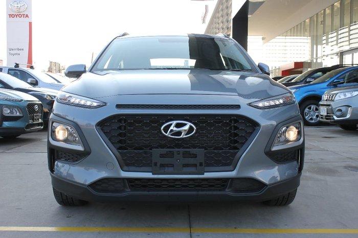2018 Hyundai Kona Active OS MY18 Silver