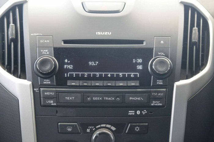 2015 Isuzu D-MAX