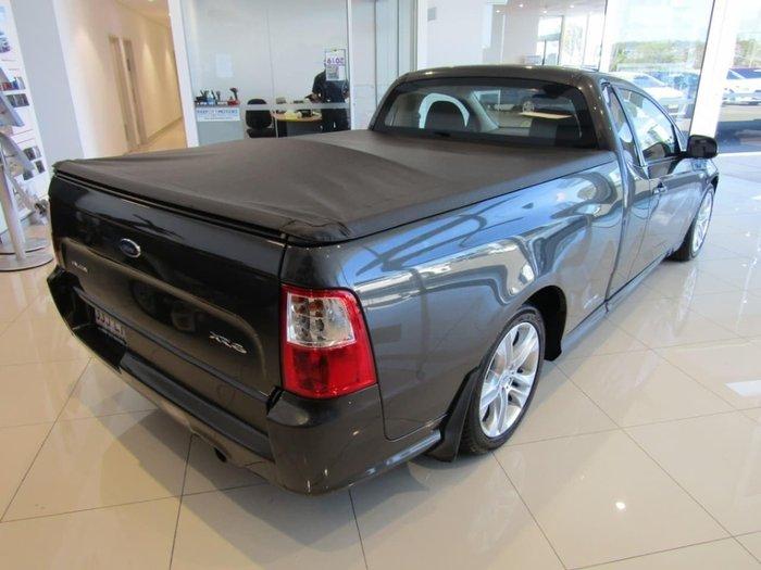 2009 Ford Falcon Ute XR6 FG Grey