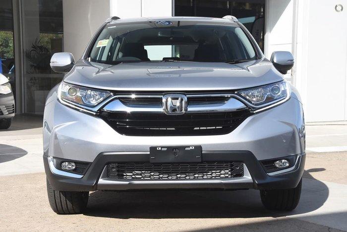 2019 Honda CR-V VTi-S RW MY19 Silver