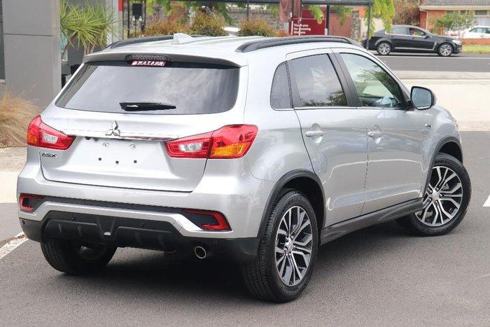 2018 Mitsubishi ASX LS XC MY18 Silver