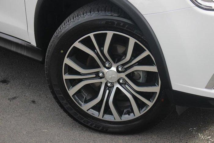 2018 Mitsubishi ASX LS XC MY19 White