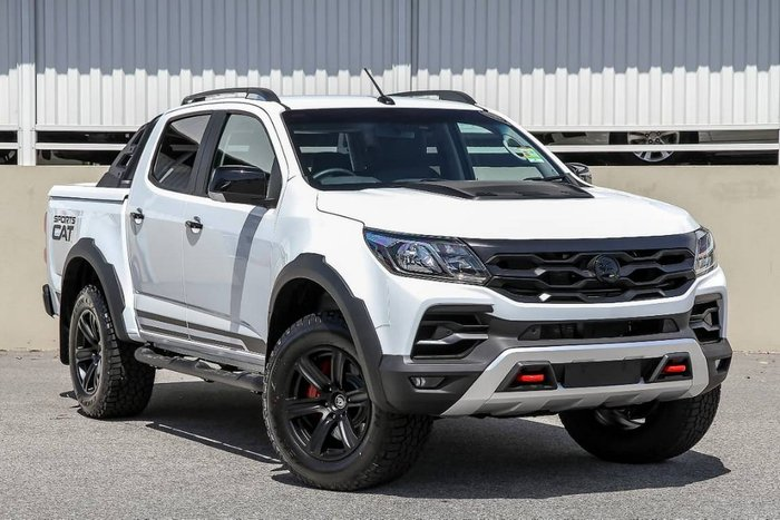 2018 HOLDEN SPECIAL VEHICLE COLORADO