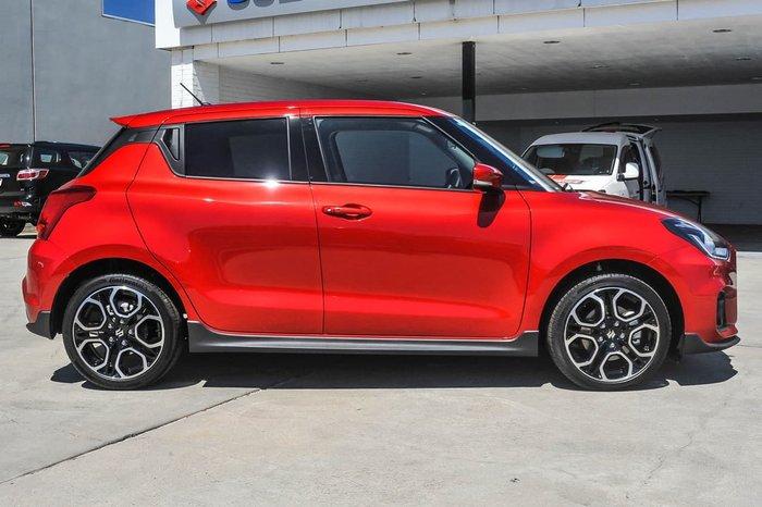 2018 Suzuki Swift Sport AZ Red