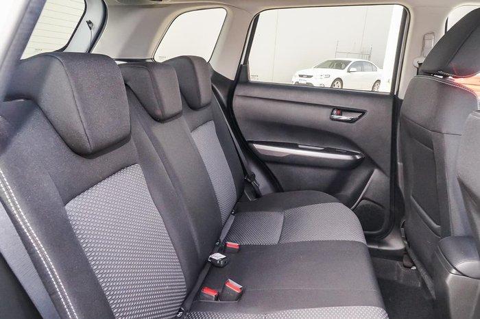 2019 Suzuki Vitara Turbo LY Series II White
