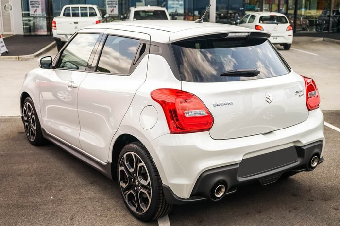 2018 Suzuki Swift Sport AZ White