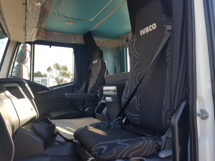 2019 IVECO ATI360 6X2 END OF FINANCIAL YEAR SALE! null null White