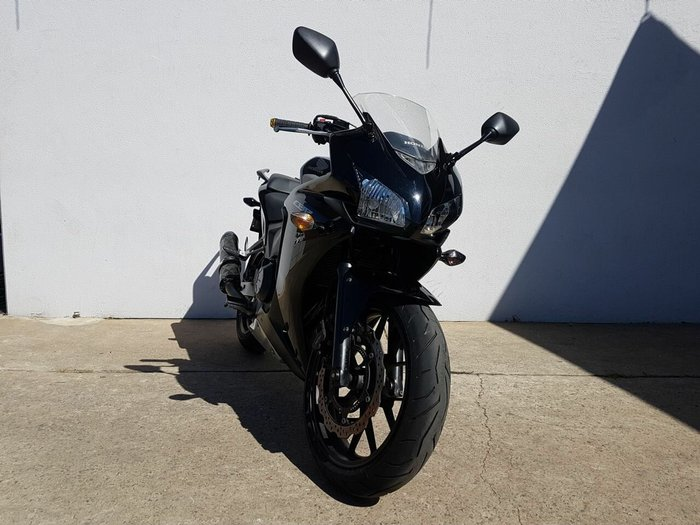 2013 Honda CBR500R (ABS) Black