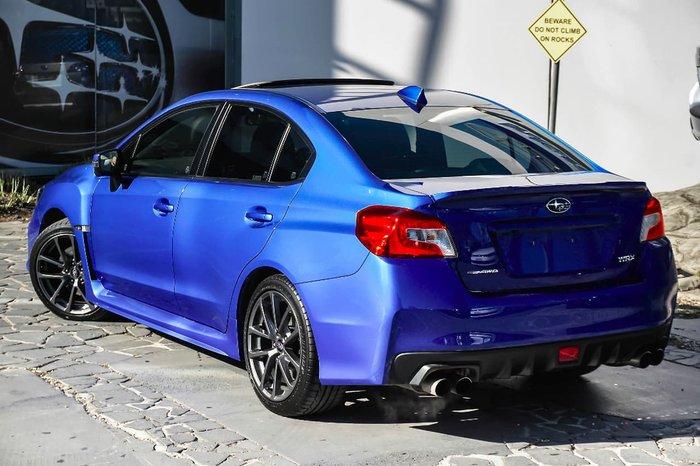 2018 Subaru WRX Premium V1 MY19 Blue