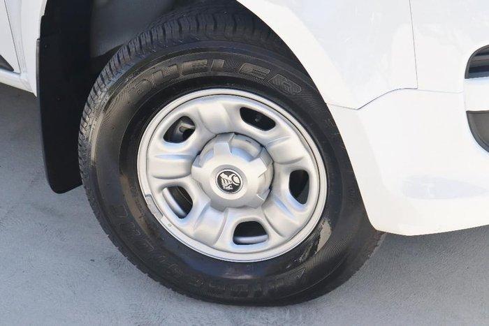 2018 Holden Colorado LS RG MY18 4X4 Dual Range White