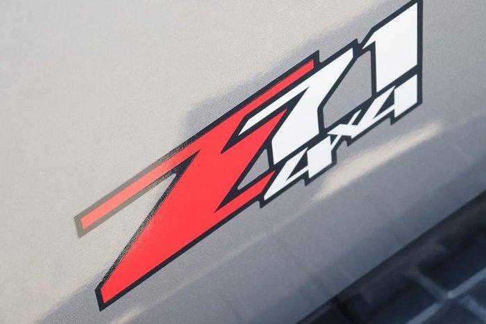 2018 Holden Colorado Z71 RG MY18 4X4 Dual Range Grey
