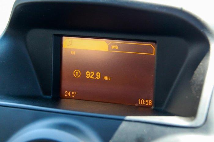 2012 Holden Captiva 5 CG Series II 4X4 On Demand Grey