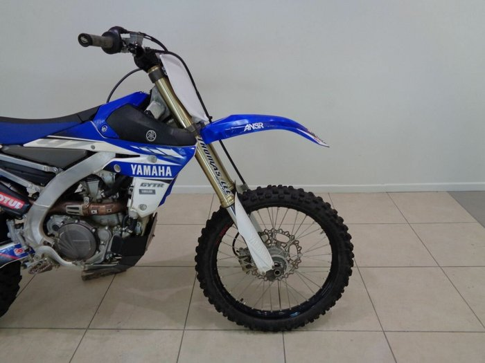 2017 YAMAHA YZ450FX CROSS COUNTRY Blue