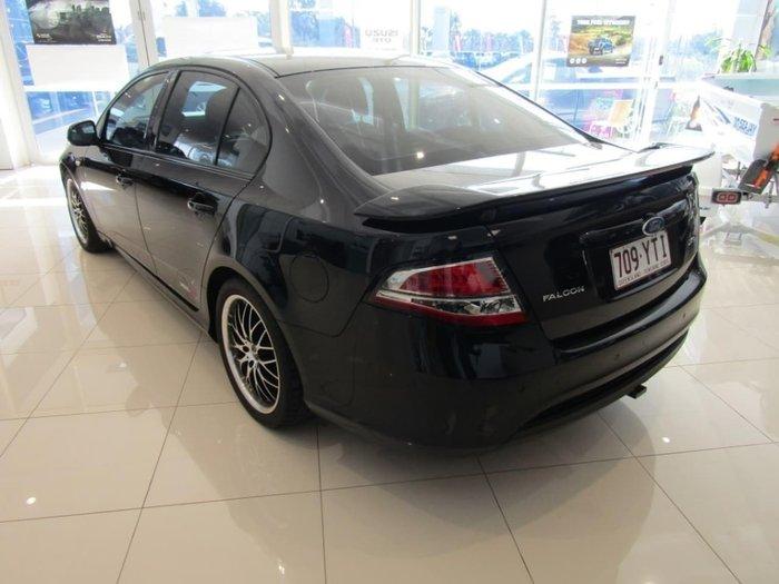 2009 Ford Falcon XR8 FG Black