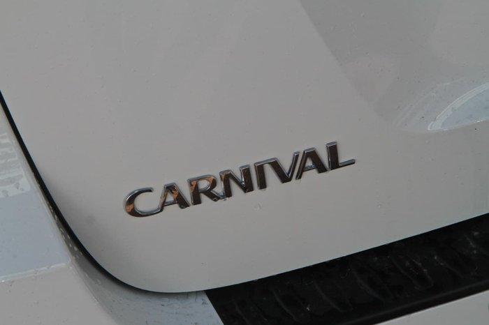2016 Kia Carnival S YP MY16 White