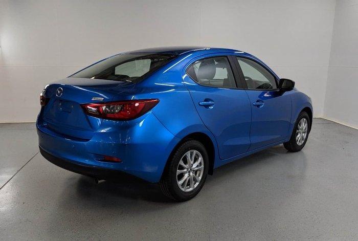 2019 Mazda 2 Maxx DL Series Blue