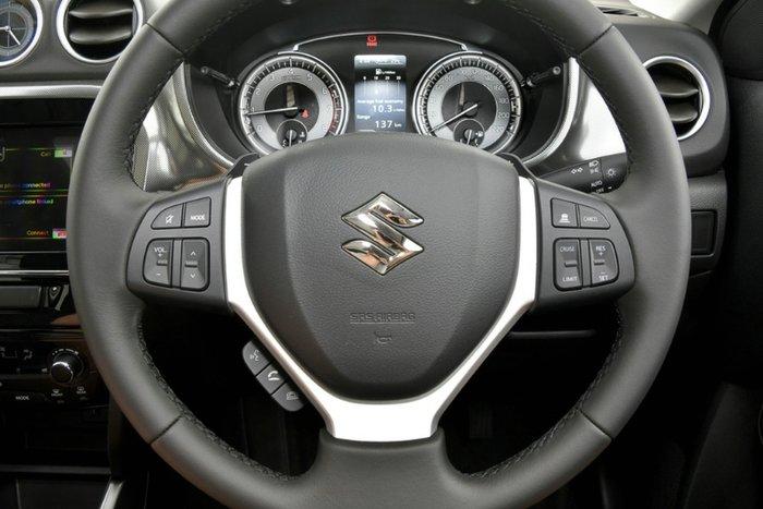 2019 Suzuki Vitara Turbo LY Series II PURE WHITE