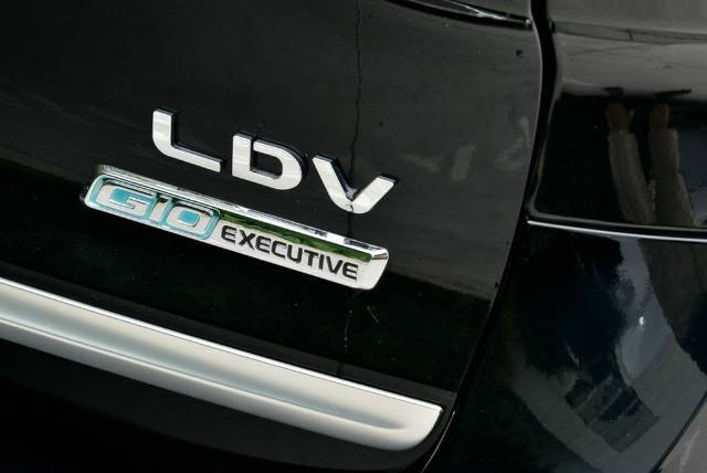 2018 LDV G10 Executive SV7A OBSIDIAN BLACK