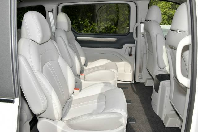 2018 LDV G10 Executive SV7A BLANC WHITE