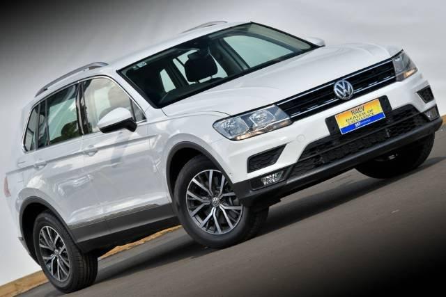 2017 Volkswagen Tiguan 132TSI Comfortline