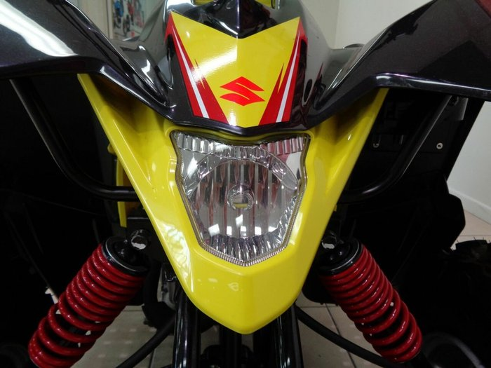 2018 Suzuki Z90 QUADSPORT Yellow