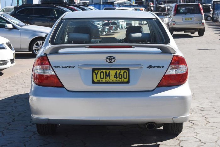 2003 Toyota Camry Sportivo ACV36R Silver