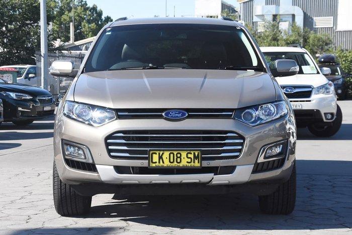 2016 Ford Territory Titanium SZ MkII Bronze